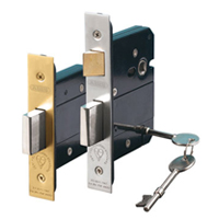 Abus high security mortice lock
